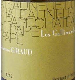 Domaine Giraud 2008 Domaine Giraud Chateauneuf-du-Pape