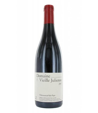 Domaine de la Vieille Julienne 2001 Domaine de la Vieille Julienne Chateauneuf-du-Pape Magnum