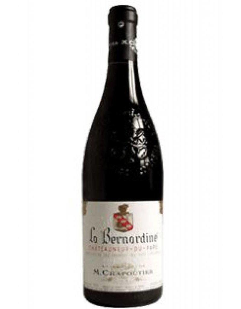 M. Chapoutier 1996 Chapoutier Chateauneuf-du-Pape la Bernadine