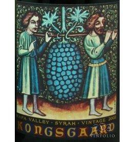 Kongsgaard 2004 Kongsgaard Hudson Syrah