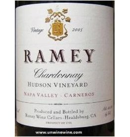 Ramey wine Cellars 2005 Ramey Chardonnay Hudson Vineyard