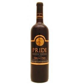 Pride Mountain Vineyard 1998 Pride Mountain Cabernet Franc
