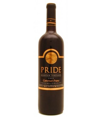 Pride Mountain Vineyard 1998 Pride Mountain Cabernet Franc Magnum
