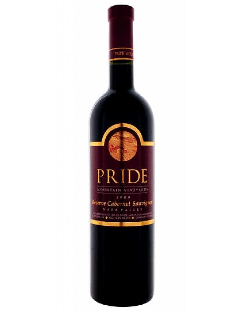 Pride Mountain Vineyard 1998 Pride Mountain Cabernet Sauvignon Magnum
