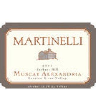 Martinelli 2002 Martinelli Muscat Alexandria
