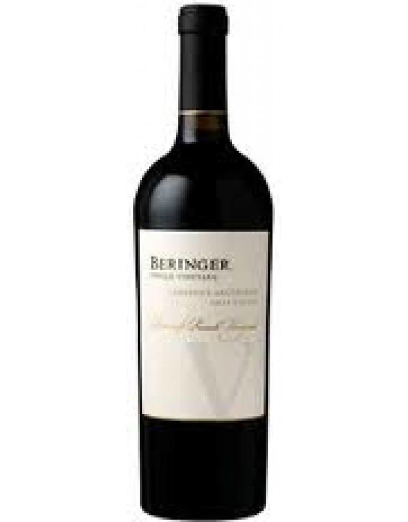 Beringer Vineyards 1996 Beringer Cabernet Sauvignon Bancroft