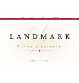 Lancaster Vineyards 1997 Landmark Chardonnay Damaris Reserve