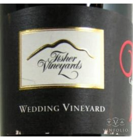 Fisher Vineyards 1992 Fisher Wedding Vineyard Cabernet Sauvignon