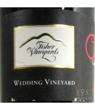 Fisher Vineyards 1992 Fisher Wedding Vineyard Cabernet Sauvignon