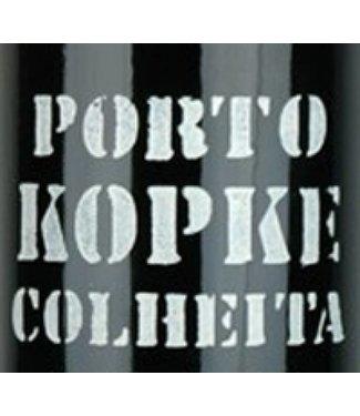 Kopke 2001  kopke Colheita Port