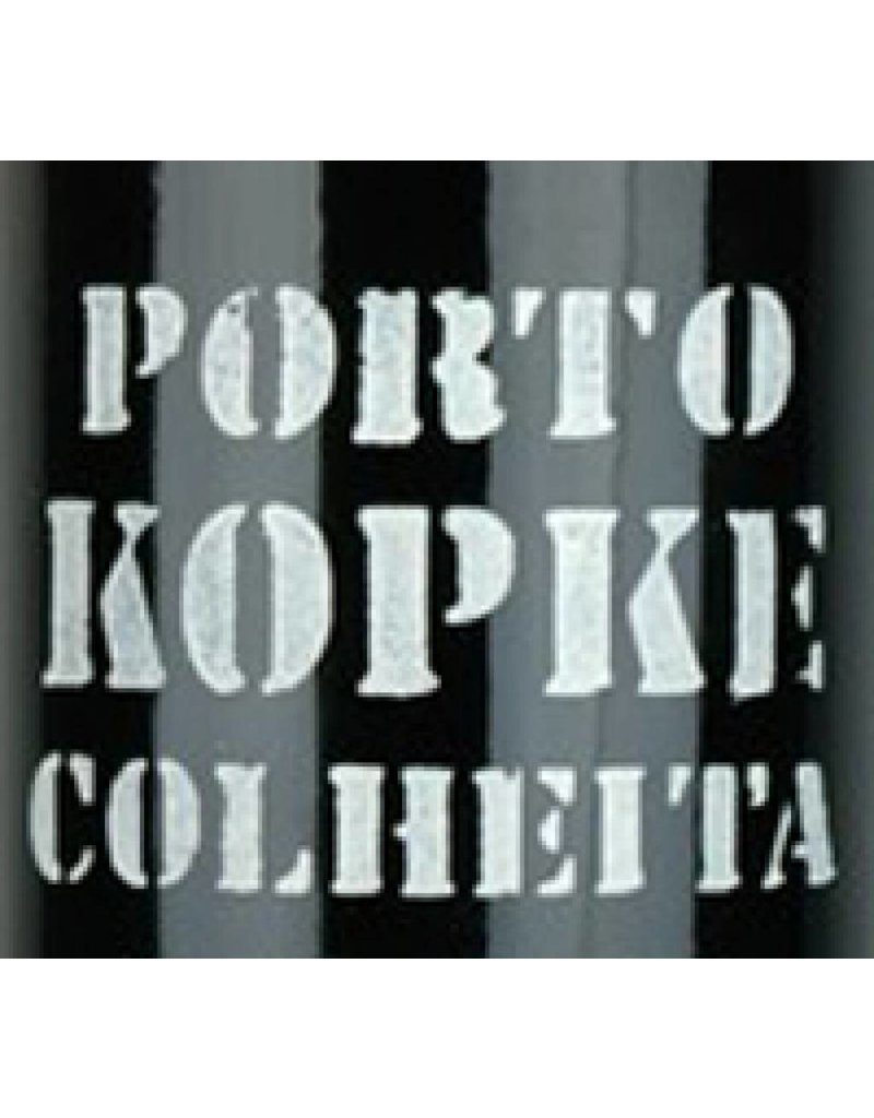 Kopke 1987  Kopke Colheita Port
