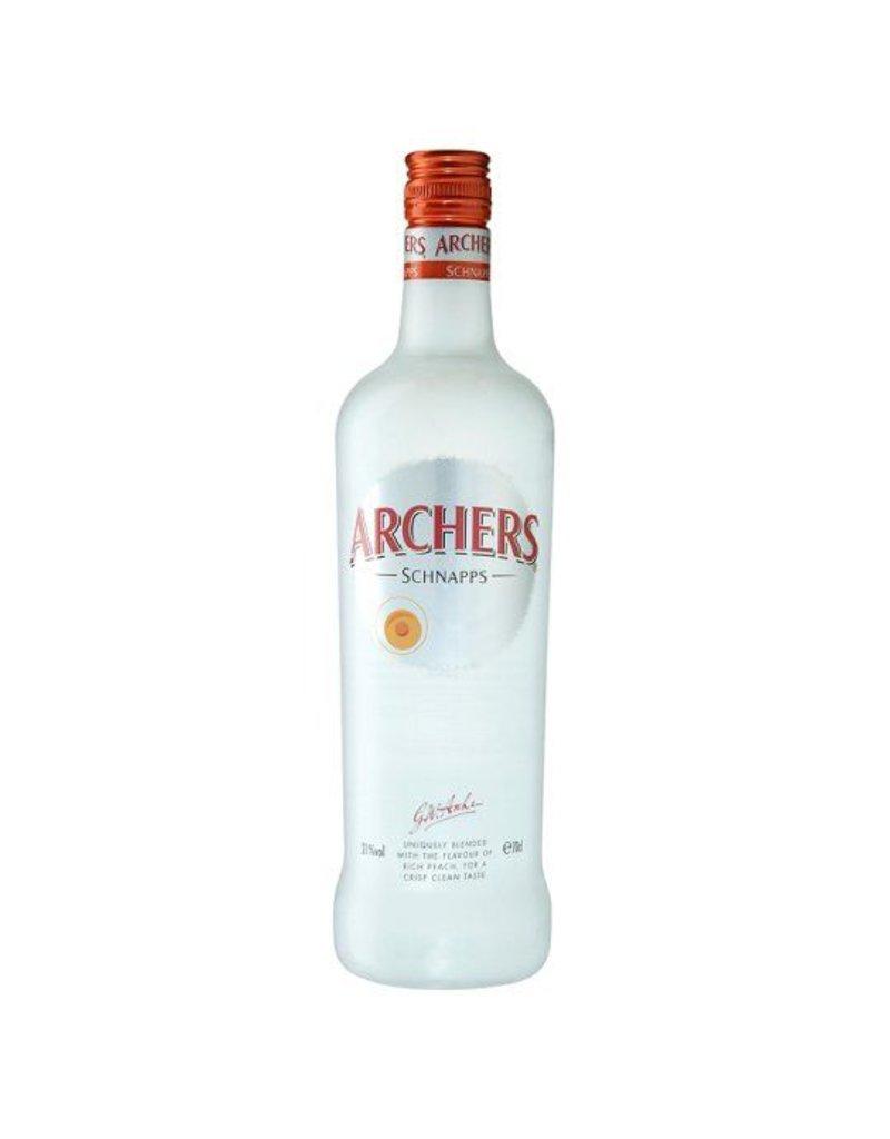 Archers Archers Peach Schnapps 1000ml 18,0% Alcohol