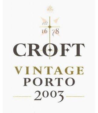 Croft 2003 Croft 375ml