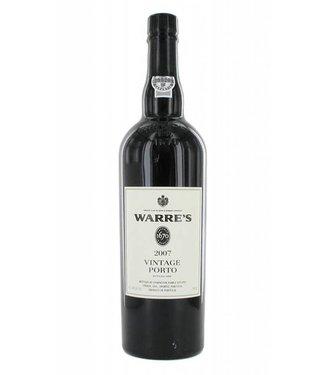Warre's 2007 Warres