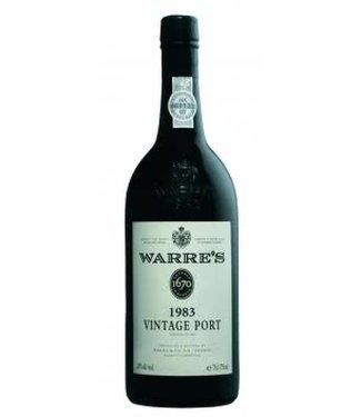 Warre's 1983 Warres