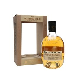 Glenrothes Glenrothes Bourbon Cask Reserve Gift Box