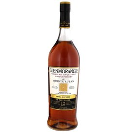 Glenmorangie Glenmorangie Quinta Ruban 1 Liter Gift Box