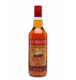 La Mauny La Mauny Spicy liqueur 70 cl