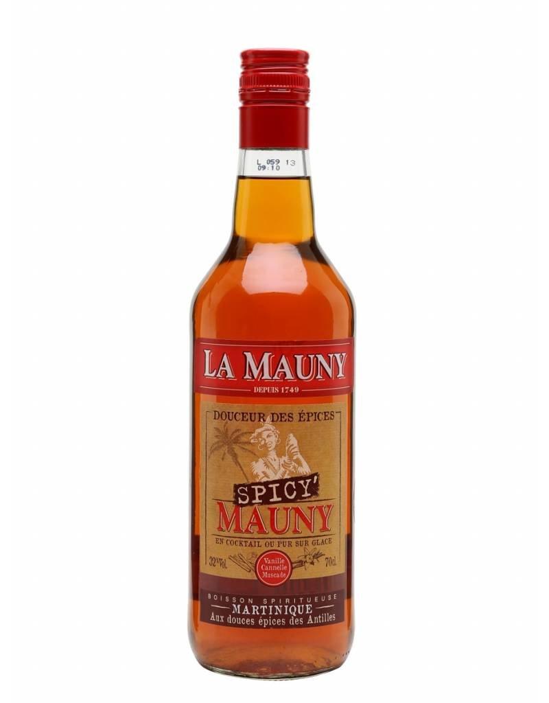 La Mauny La Mauny Spicy likör 70 cl