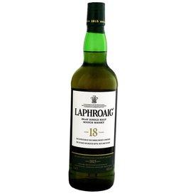 Laphroaig Laphroaig 18YO Malt Whisky 0,7L Gift Box