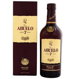 Abuelo Abuelo 7YO 700ml Gift box
