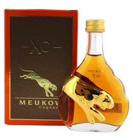 Meukow Meukow Cognac XO Miniatures 50ml Gift box