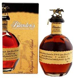 Blanton Blanton Bourbon Original 700ml Gift box