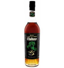 Malteco Rum Malteco Reserva Maya 15 Anos - Guatemala