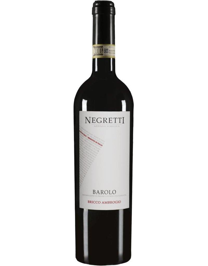 2012 Negretti Bricco Ambrogio Nebbiolo