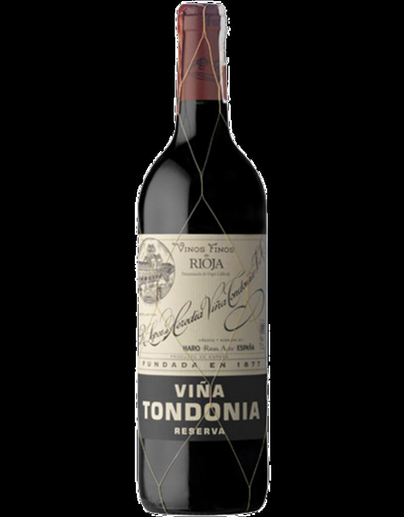 2005 Vina Tondonia Reserva Tempranillo Rioja
