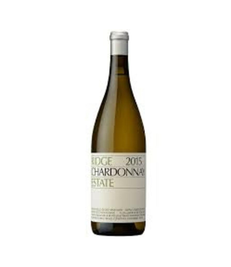 2015 Ridge Monte Bello Chardonnay