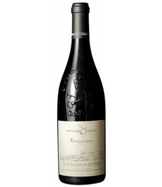 Domaine Giraud 2009 Domaine Giraud Chateauneuf du Pape Tradition