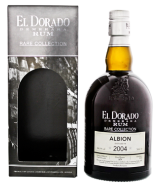 El Dorado Rum Albion 2004 Rare Collection 0,7L 60,1