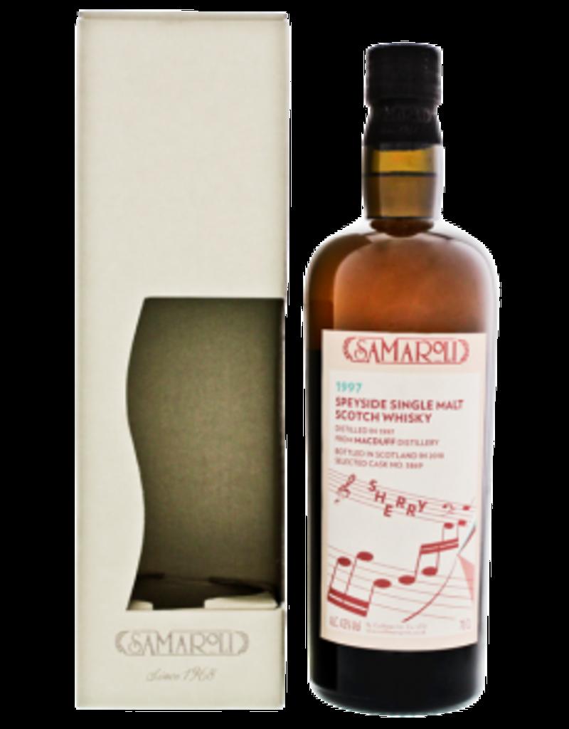 Samaroli Macduff Sherry 1997/2018 Malt Whisky 0,7L