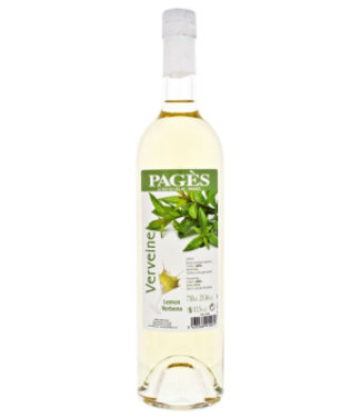 Pages Verveine Lemon Verbena Aperitif 0,75L 11,5%
