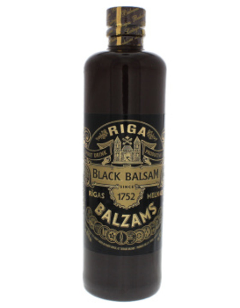 Riga Black Riga Black Balsam Bitter 500ml 45,0% Alcohol