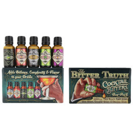 The Bitter Truth The Bitter Truth Bar Pack Bitters Tin 5x0,02L