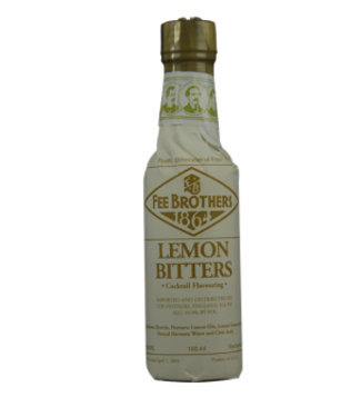 Fee Brothers Fee Brothers Lemon Bitters 0,15L