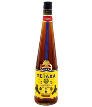 Metaxa Metaxa 5 Star 1,0L