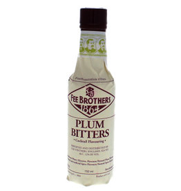 Fee Brothers Fee Brothers Plum Bitters 0,15L