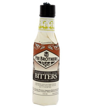 Fee Brothers Fee Brothers Whisky Barrel Aged Bitters 0,15L