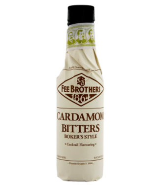 Fee Brothers Fee Brothers Cardamom Bitters 0,15L