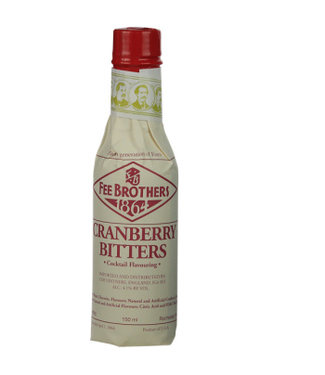 Fee Brothers Fee Brothers Cranberry Bitters 0,15L -
