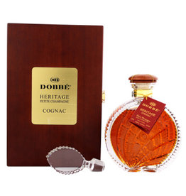 Dobbe Dobbe Cognac Heritage Petite Champagne 500ml Gift Box