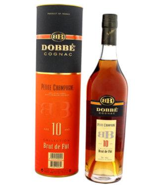 Dobbe Dobbe Cognac Petite Champagne 10 Years Old 700ml Gift box
