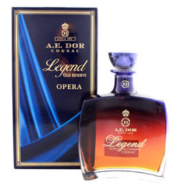 A.E. Dor A.E. Dor Cognac Legend 700ml Gift box