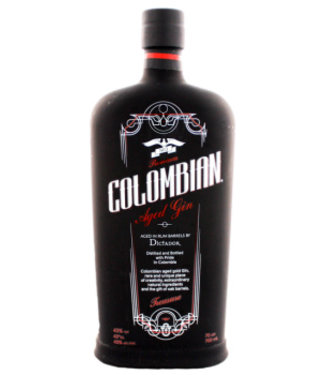 Dictador Colombian Aged Gin Black 700ML