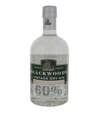 Blackwoods Blackwoods Vintage Dry Gin 700ml