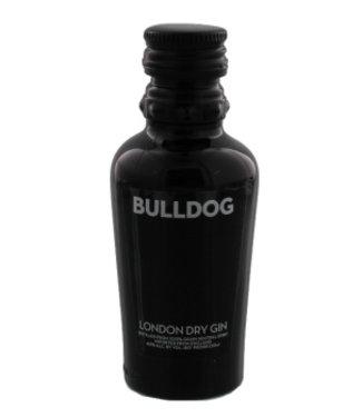 Bulldog Bulldog Gin Miniatures 50ML PET US