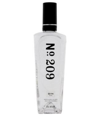 No. 209 No. 209 Gin 0,7L